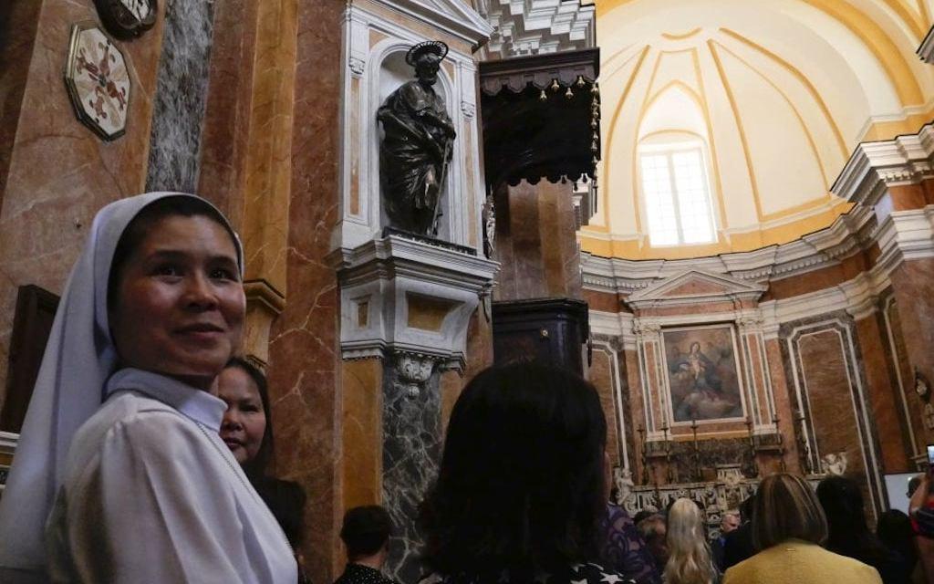 Chiesa della Sacra Famiglia dei Cinesi a Napoli