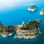 Li Galli l'arcipelago delle Sirene – Positano