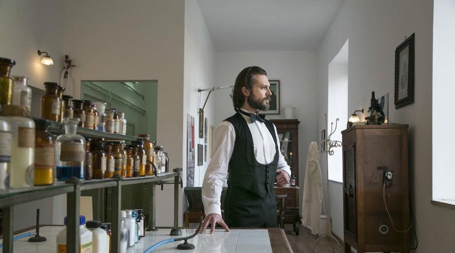 NarteA - Visite teatralizzata Giuseppe Moscati 1