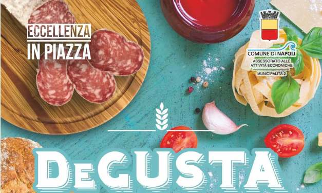 DeGusta – Sapori d'Autunno, evento Street food a Napoli
