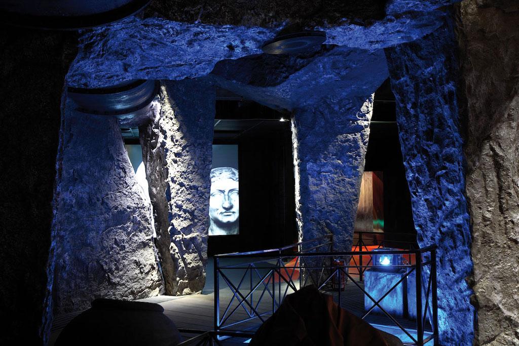 MAV il Museo Archeologico Virtuale di Ercolano
