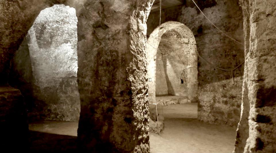 Acquedotto del Serino alla Sanita Napoli