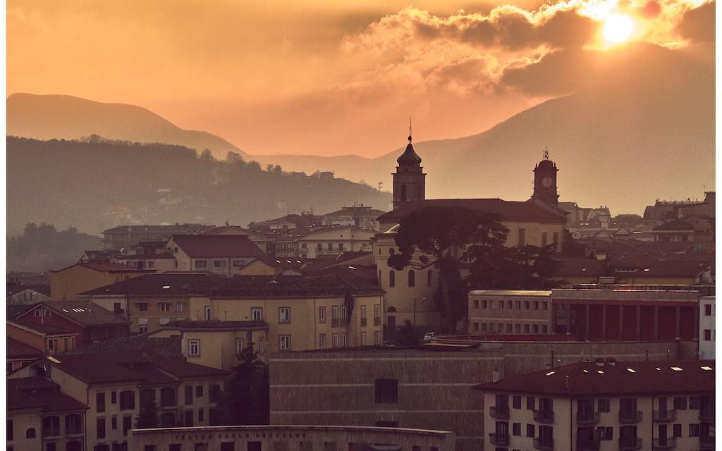 Avellino, capitale dell'Irpinia in Campania