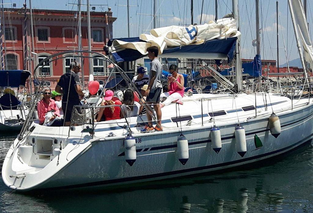 UnoUnoCinque Sailing Team - Bavaria 36