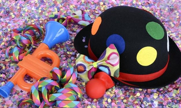 Carnevale 2019 tra Edenlandia e Zoo di Napoli