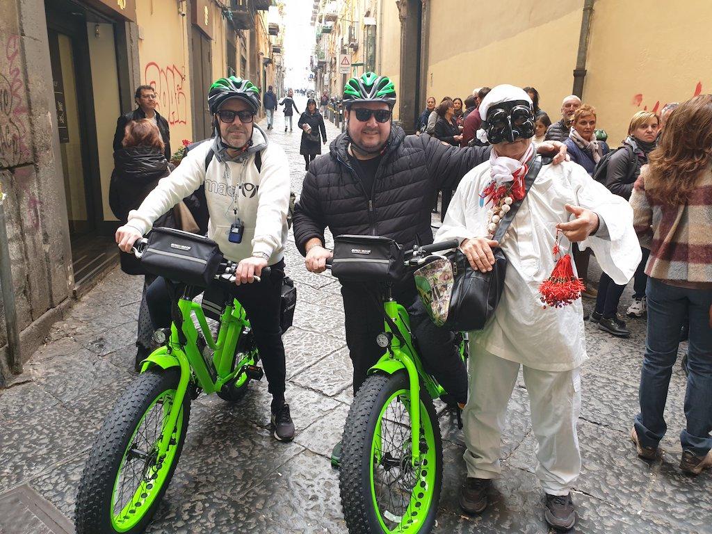 Napol'E-Bike Napoli