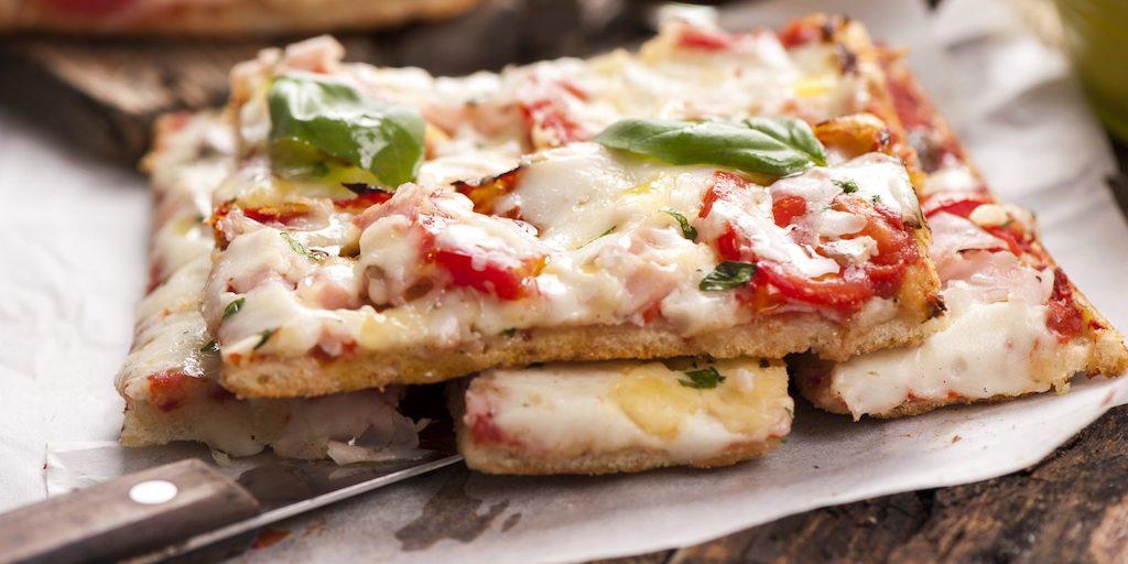 Pizza al Taglio a Napoli