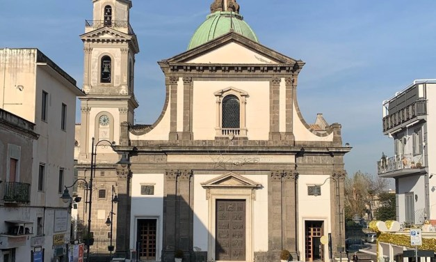 Santuario della Madonna dell'Arco a Sant'Anastasia (Napoli)