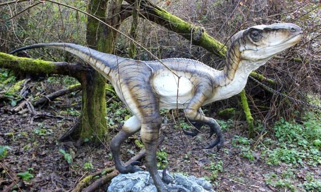 I dinosauri tornano nel Parco degli Astroni a Napoli