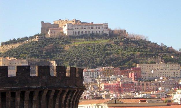 La leggenda delle Colli di Napoli, miti e misteri partenopei