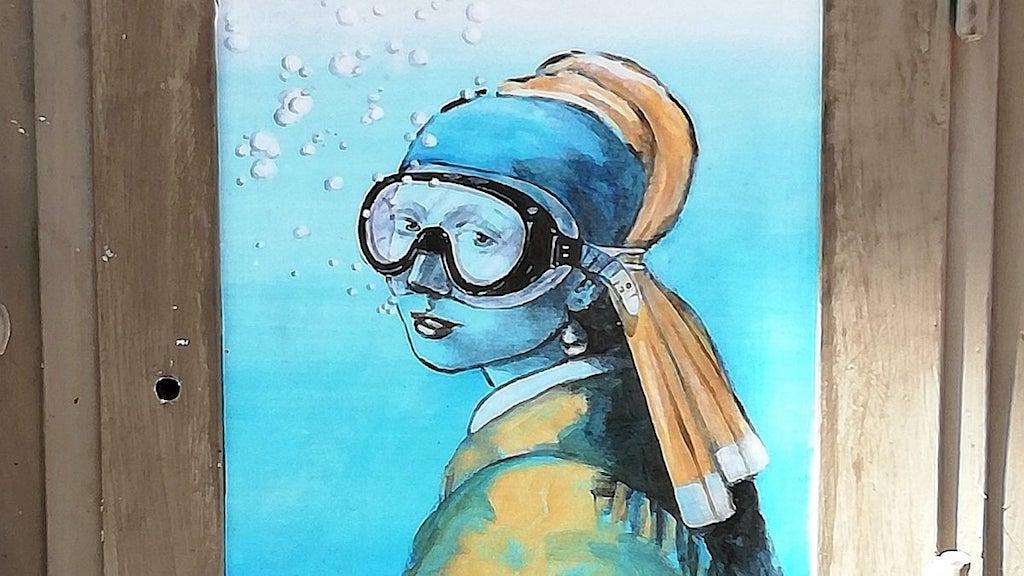 Blub - La ragazza con l'orecchino di perla