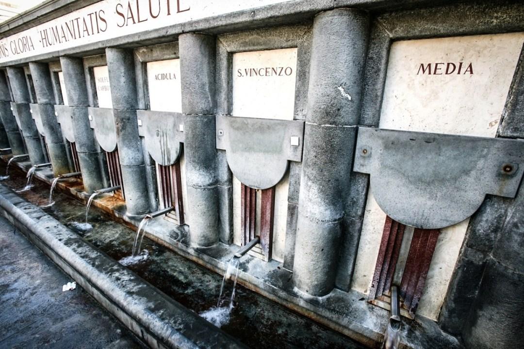 Antiche fonti termali di Castellammare
