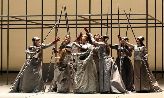 La Valchiria (Die Walküre) di Wagner al Teatro San Carlo di Napoli