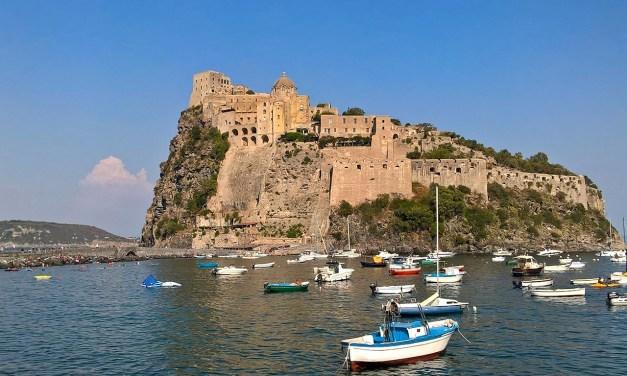 Ischia, l'isola delle terme nel Golfo di Napoli