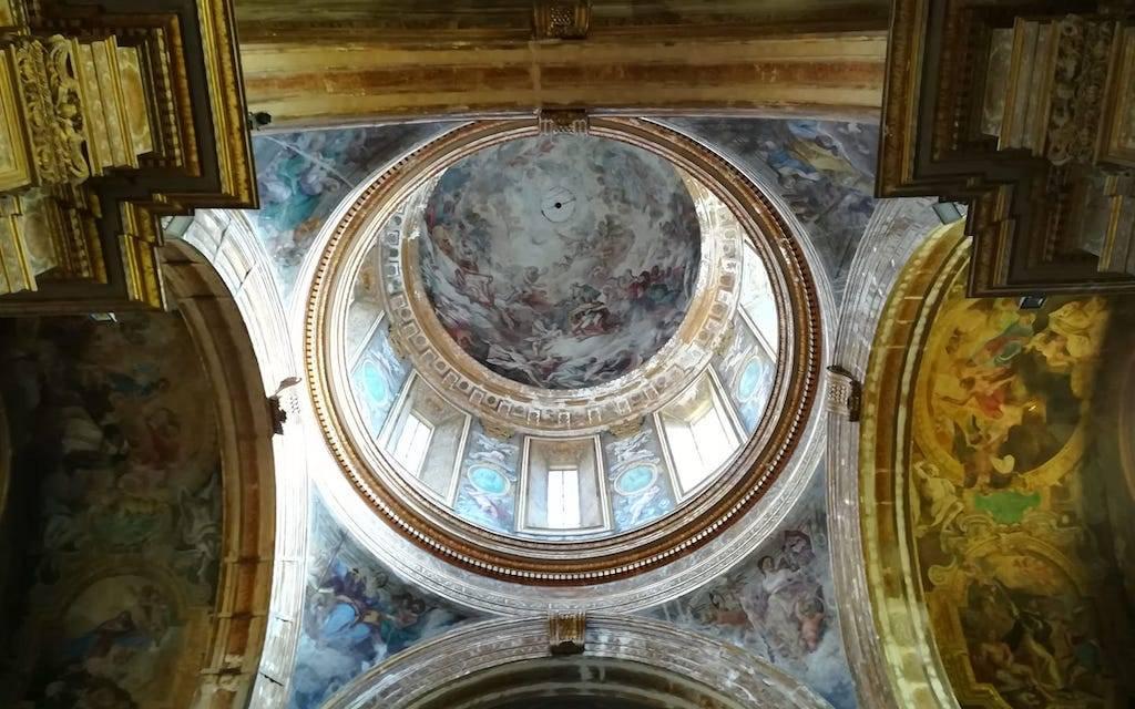 Chiesa di Santa Caterina a Formiello, Porta Capuana Napoli