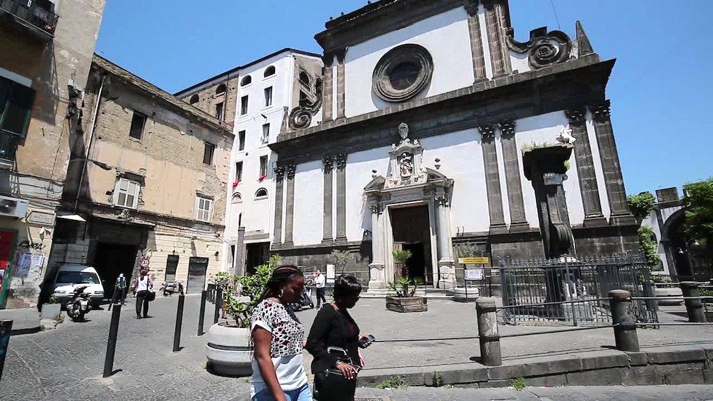 Santa Caterina a Formiello