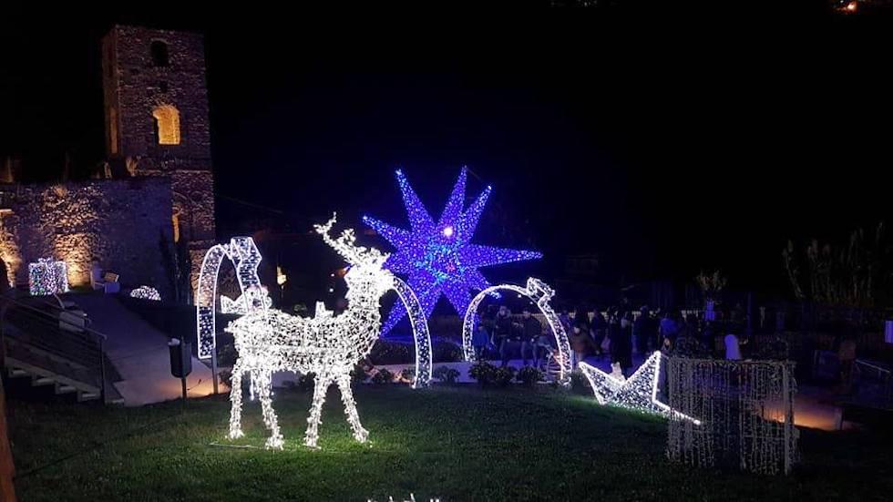 Castello di Lettere, Mercatini di Natale