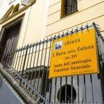 Chiesa di Santa Maria della Catena, ultima dimora dell'ammiraglio Francesco Caracciolo