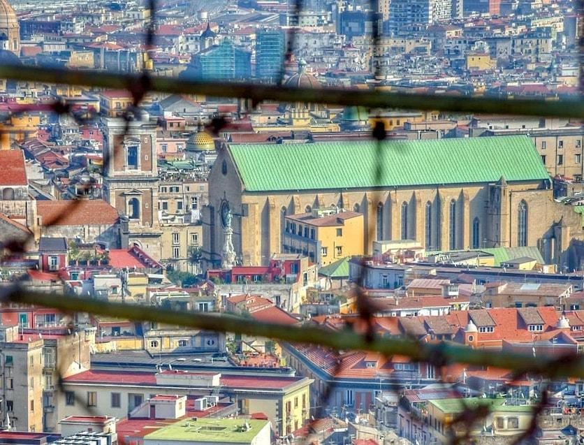Complesso Monumentale di Santa Chiara Napoli