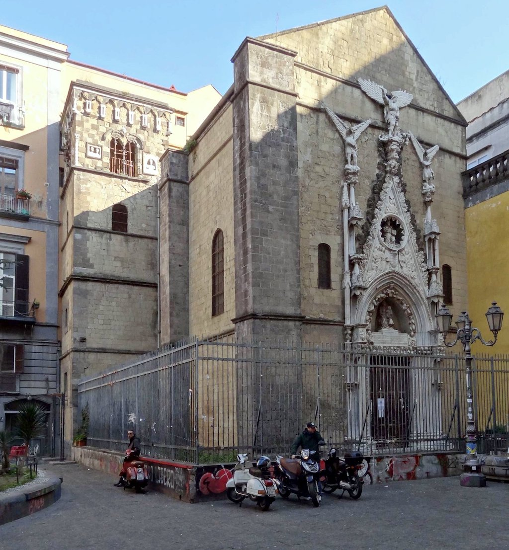Cappella Pappagoda Napoli