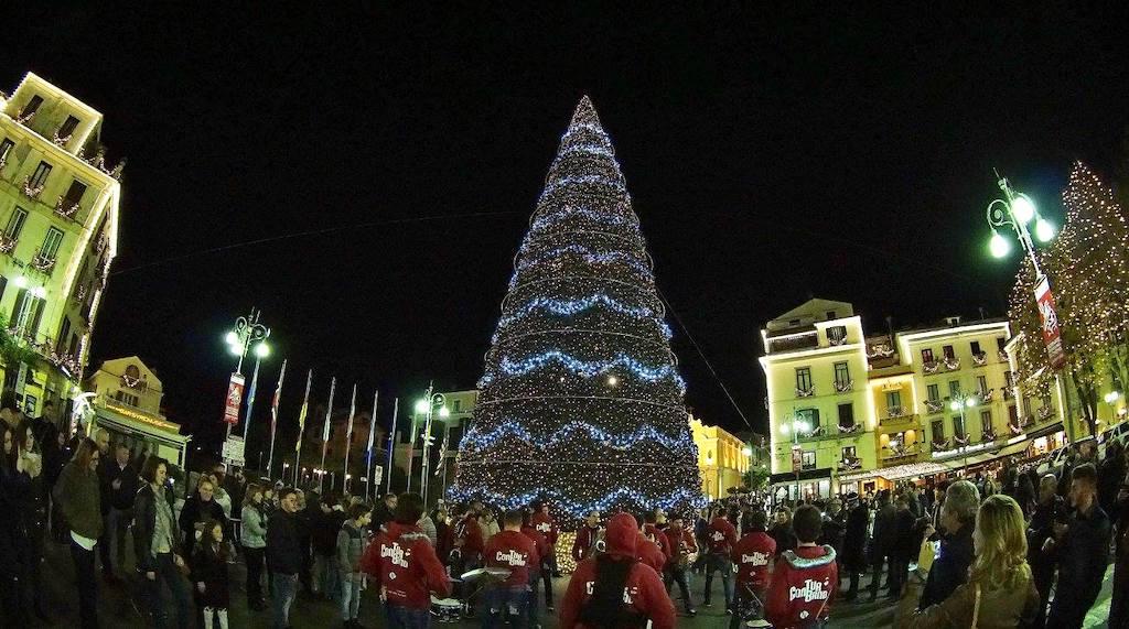 M'Illumino d'Inverno 2019, tanti eventi per Natale a Sorrento