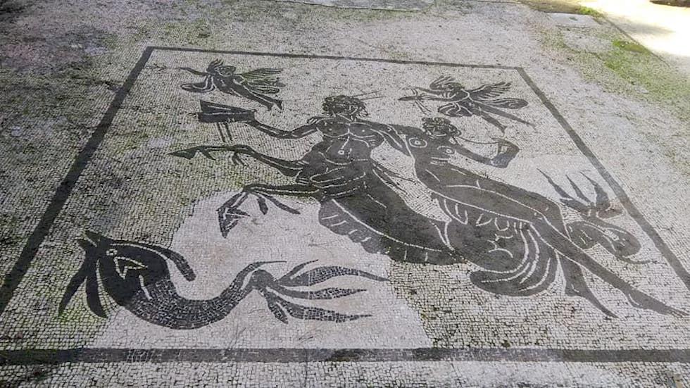 Visite guidate gratuite alle Terme Romane di Via Terracina (Fuorigrotta)
