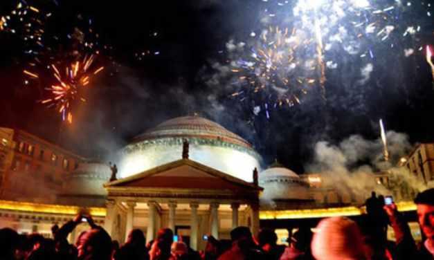 Concerto di Capodanno 2020 in Piazza Plebiscito a Napoli