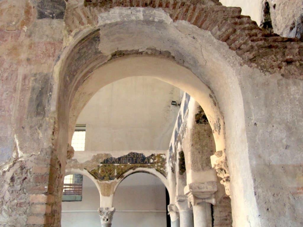 Complesso Basilicale di Cimitile a Nola