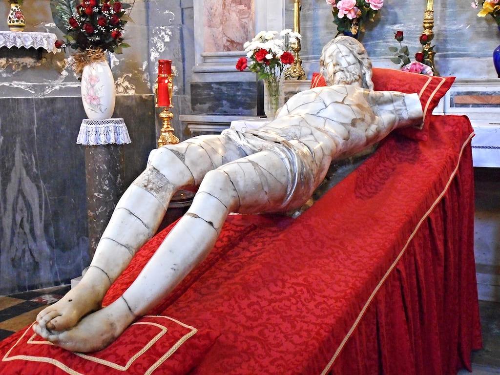 Cristo Crocifisso Michelangelo Naccherino