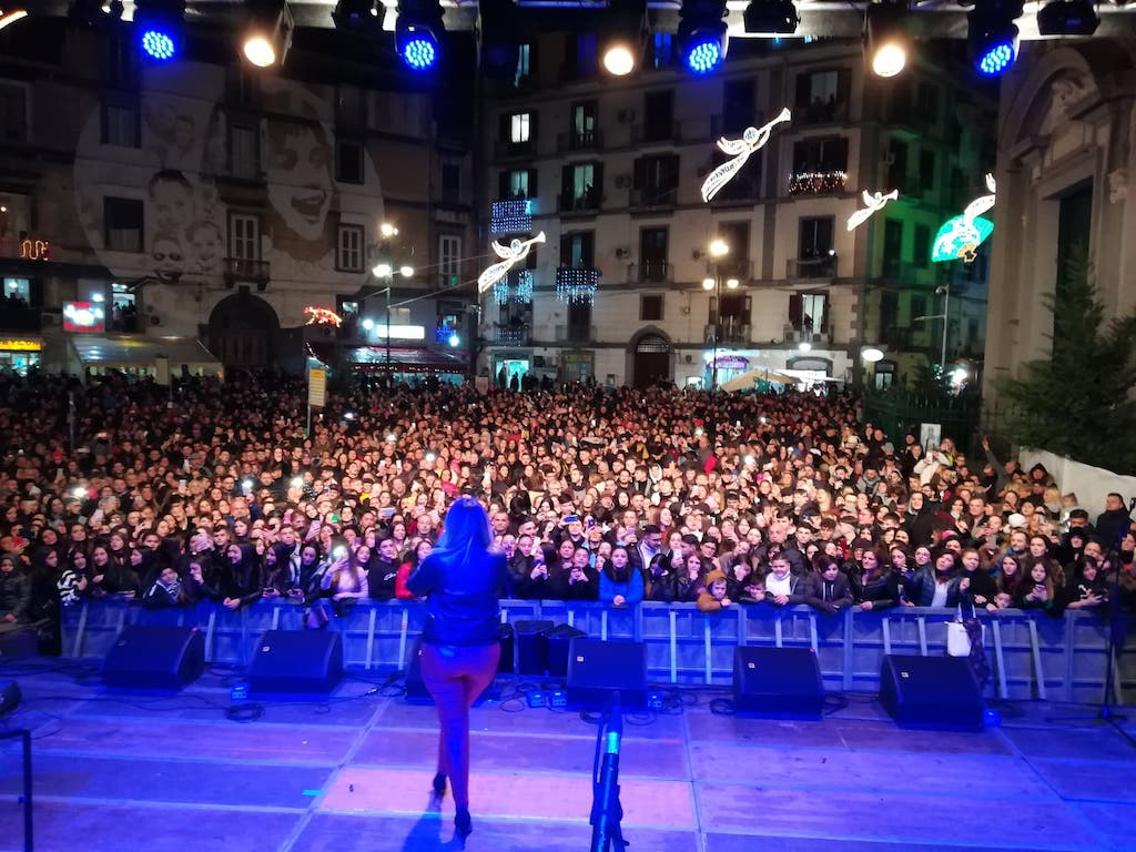 Notte Bianca al Rione Sanità Napoli
