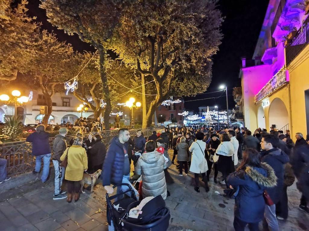 Pozzuoli Natale e Capodanno in piazza