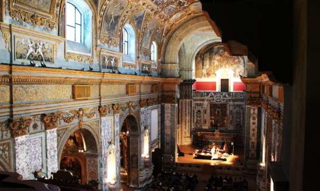 I Tre tenori in concerto al Complesso Monumentale di Donnaregina Napoli
