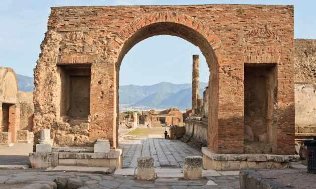 Gli Scavi archeologici di Pompei riaprono al pubblico con biglietto di ingresso a 5 euro