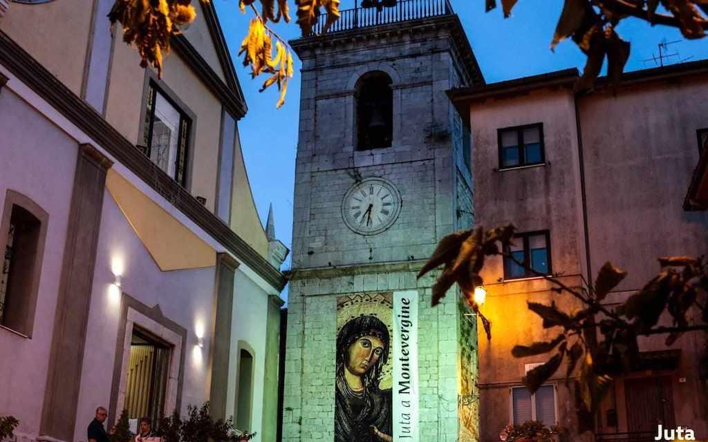La Juta a Montevergine, nel borgo di Ospedaletto d'Alpinolo (AV)