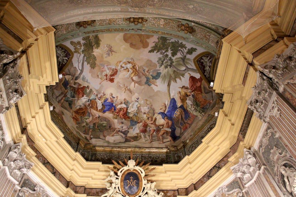 Abside della Nunziatella, Napoli