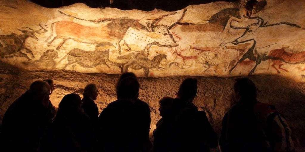 Arte Rupestre Grotte di Lascaux