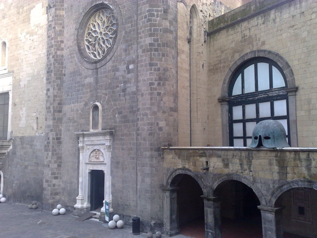 Cappella Palatina Castel Nuovo Napoli