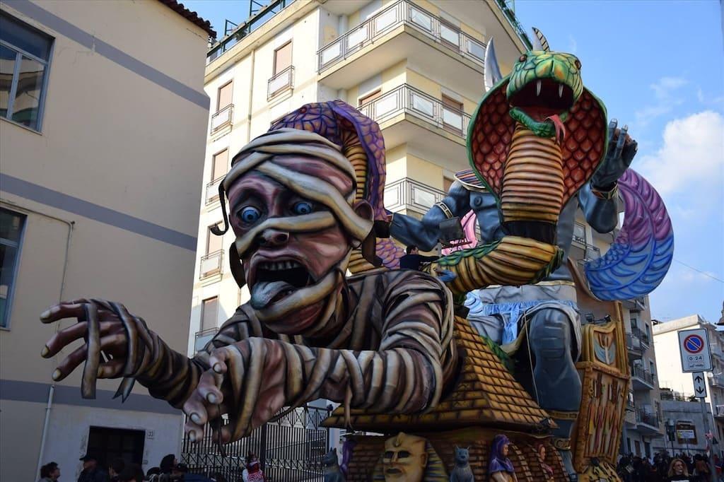 Carnevale Maiorese