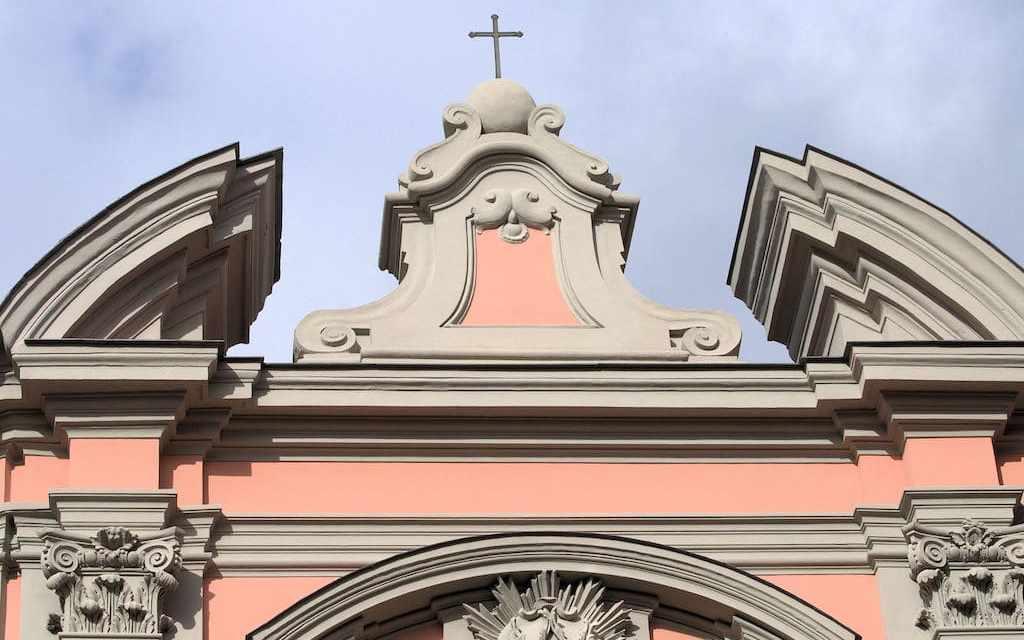 Santissima Annunziata a Pizzofalcone la Chiesa della Nunziatella Napoli