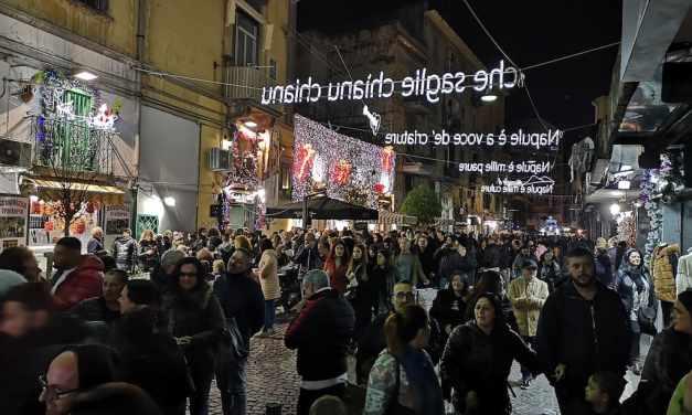 Notte Bianca alla Sanità Napoli, Gennaio 2020