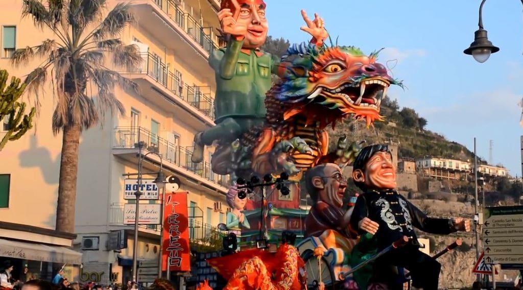 Carnevale di Maiori 2020 2