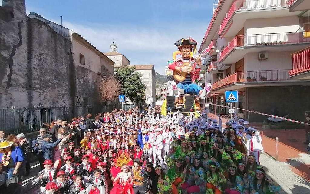 Il Carnevale di Maiori si terrà regolarmente domenica 1° marzo 2020