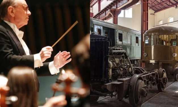 Museo di Pietrarsa, concerto per Ennio Morricone