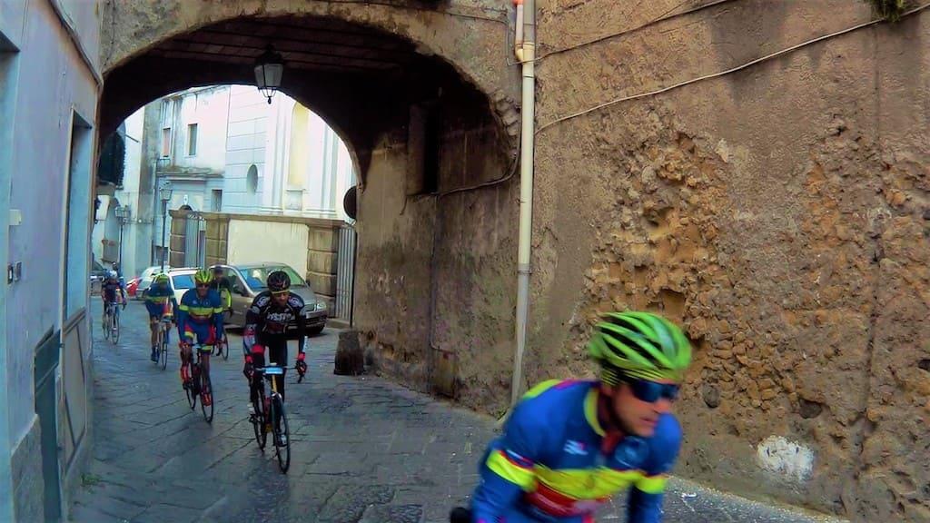 II° Randonnée di Napoli apre il Napoli Bike Festival 2020