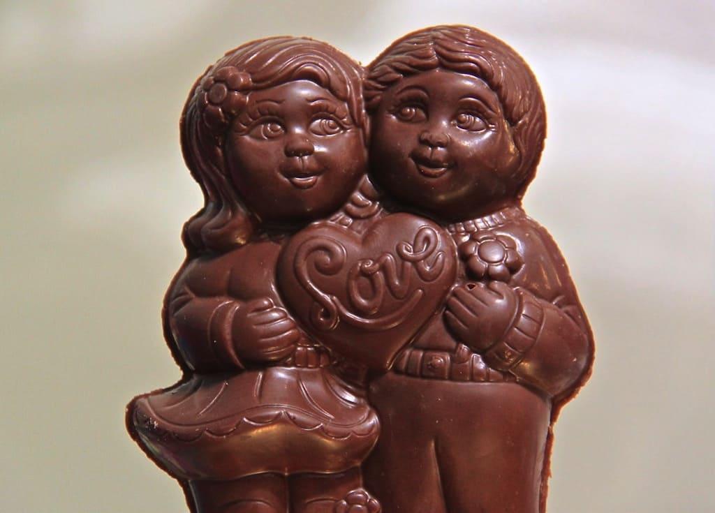 Festa del cioccolato aPozzuoli