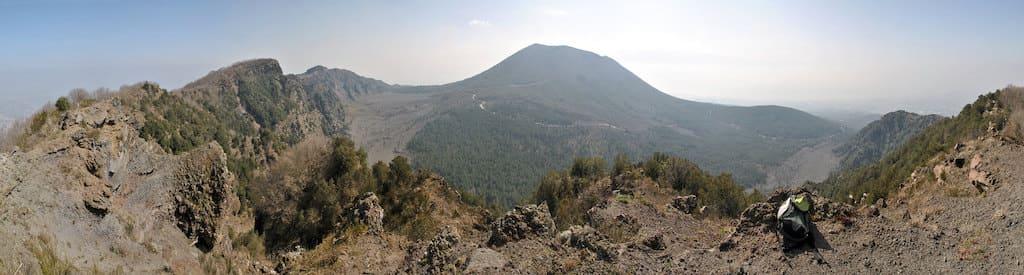 Vesuvio Campania
