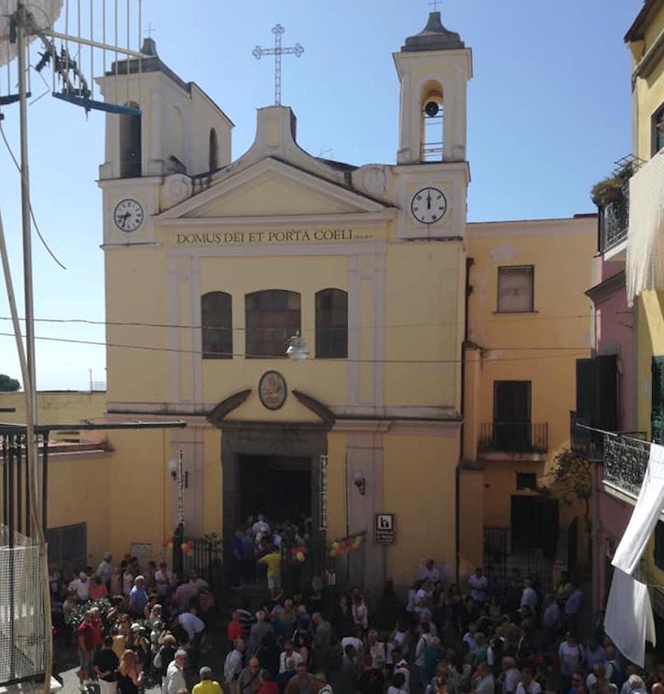 Napoli Chiesa di Santo Strato