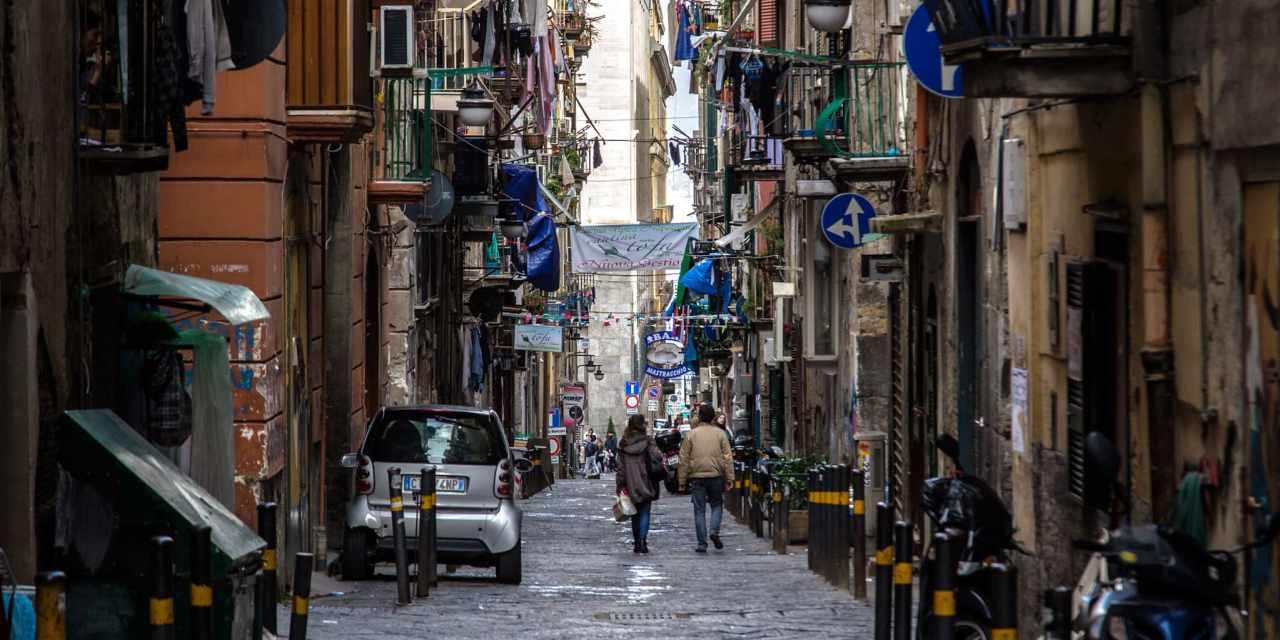 Cosa fare a Napoli (nonostante il Coronavirus), percorsi all'aperto