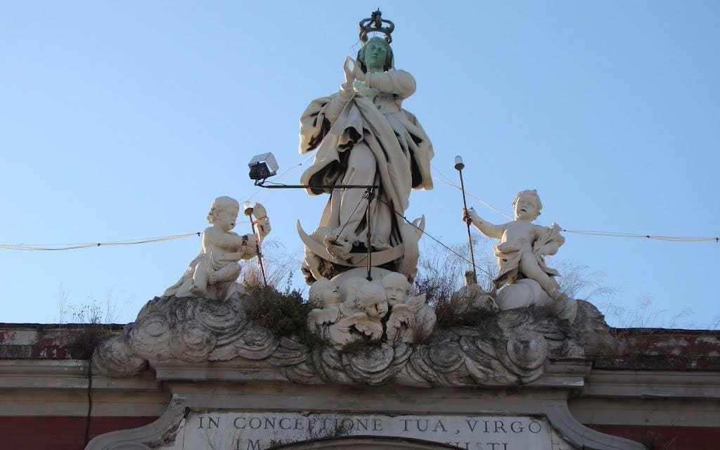 Palazzo dell'Immacolatella, un gioiello barocco a Napoli