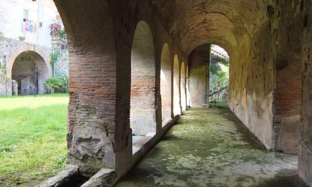 La Villa Romana di Minori, un sito archeologico in costiera Amalfitana